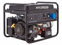 Двохпаливний генератор HYUNDAI HHY 7000FGE
