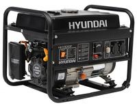 Бензиновий генератор HYUNDAI HHY 3000F з лічильником мотогодин