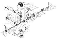 Запчастини до мотокоси HYUNDAI Z-265