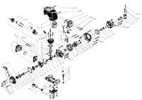 Запчастини до мотокоси HYUNDAI Z-335