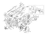 Запчастини до культиватора AL-KO MH 5060 R (110476)