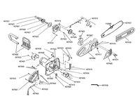 Запчастини до електропили AL-KO KE 40-16 II (110509)