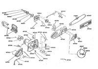 Запчастини до електропили AL-KO KE 40-18 (110803)