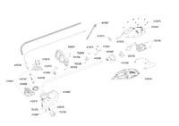 Запчастини до тримера AL-KO TE 1000 TA (112099)