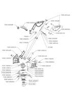 Запчастини до тримера AL-KO TE 550 VA (UK) (112189)