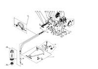 Запчастини до мотокоси AL-KO FRS 251 (112243)