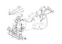 Запчастини до сінокосарки AL-KO BM 870 II (112313)