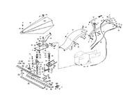 Запчастини до сінокосарки AL-KO BM 660 (112314)