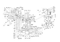 Запчастини для дровоколу AL-KO LHS 5500 S (112424)