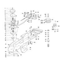 Запчастини до сінокосарки AL-KO BM 5001 R (112431)
