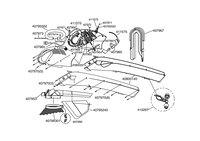 Запчастини до повітродувки AL-KO BLOWER VAC 2200 E (112728)
