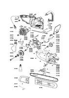 Запчастини до електропили AL-KO KE 2000/35 (112749)
