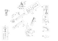 Запчастини для мотокоси AL-KO BC 4125 II - S (112941)