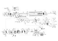 Запчастини для дровоколу AL-KO KHS 5204 (113251)