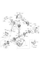 Запчастини до мотокоси бензинової AL-KO BC 330 L  Easy 113757