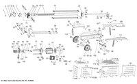 Запчастини горизонтального дровокола AL-KO LSH 520/5 113792