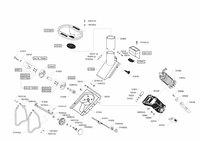 Запчастини до подрібнювача AL-KO Top Tec 2500 TCS (118176)