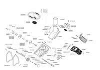 Запчастини до подрібнювача AL-KO TCS Duotec 2500 (118694)