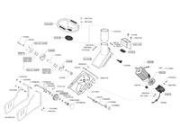 Запчастини для подрібнювача Solo by AL-KO TCS 3000 DUOTEC (119685)