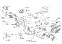 Запчастини до газонокосарки бензинової AL-KO 5.16 SP-A Plus Classic (119734)
