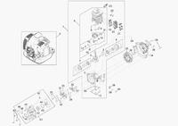 Запчастини для мотокоси Solo by AL-KO 154 (126070)