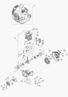 Запчастини для мотокоси Solo by AL-KO 137SB (126488)