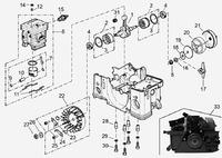 Запчастини для бензопили Solo by AL-KO 643 IP (126568)