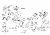 Запчастини для газонокосарки бензинової Solo by AL-KO 5275 VS (127124)