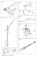 Запчастини для мотокоси Solo by AL-KO 118 L (127151)