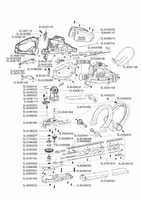Запчастини для електричного кущоріза Solo by AL-KO 167 (127305)