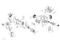 Запчастини для генератора AL-KO 2500 C (130930)