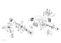 Запчастини для генератора AL-KO 3500 C (130931)