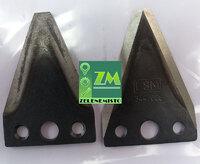 Лезо верхнього ножа сінокосарки AL-KO BM 660/870/875 410765