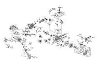 Запчастини для двигуна AL-KO 165 S OHV (412177)