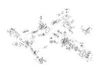 Запчастини для двигуна AL-KO Snow 420 LC 190 FDS (413358)