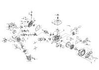 Запчастини до двигуна AL-KO MOTOR G 210FDS 413920