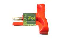 Ручка фіксації контейнера подрібнювача AL-KO LH 2800 Easy Crush 440689