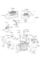 Запчастини для двигуна AL-KO Pro 160 QSS-E-Start LC1 P65 FA 5 PS (440944)