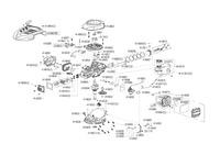 Запчастини для двигуна AL-KO Pro 140 WL 80 LC1P65 FE 4PS R3000 (441661)
