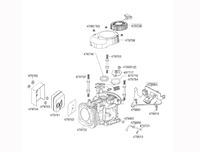 Запчастини для двигуна AL-KO APL-Tech 165 OHV (479803)