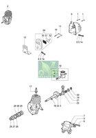 Запчастини до мотокоси Oleo-Mac SPARTA 250 T