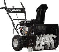 Снігоприбирач бензиновий HYUNDAI S 5555