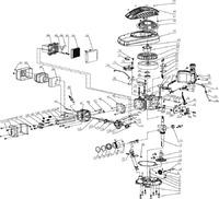 Запчастини до газонокосарки бензинової HYUNDAI L-4300 S