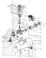 Запчастини до компресора HYUNDAI HYC 2024
